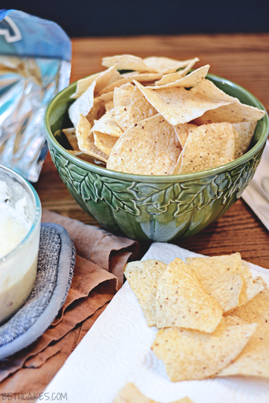 Bacon Beer Queso - bethcakes.com