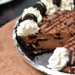 No-Bake Reese's Oreo Pie