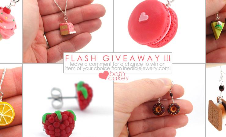Facebook Flash Giveaway!!