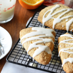 Cardamom Orange Scones & Birmingham Bloggers Instagram Workshop Brunch Recap