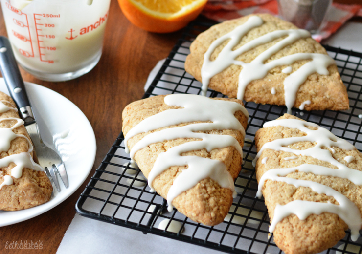 Cardamom Orange Scones & Birmingham Bloggers Instagram ...
