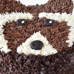Rocket Raccoon Cake [and a giveaway!]