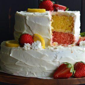 strawberrylemonlayercakeFEAT
