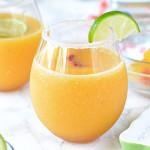 Peach Sangria Margaritas