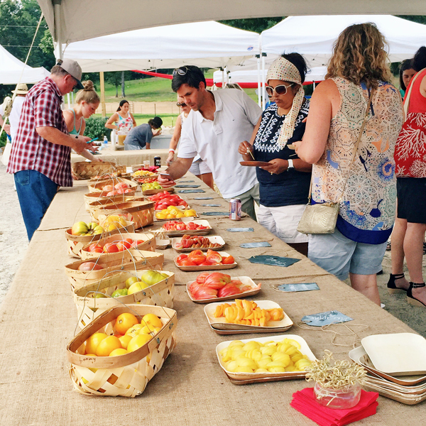 The Alabama Tomato Festival at Stone Hollow Farmstead
