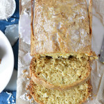 Coconut Lime Zucchini Bread [Guest Post]
