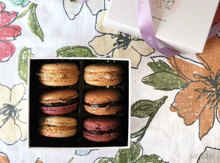 The One with the Macarons