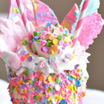 Unicorn Bark Milkshake