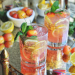 pink lemonade margaritas
