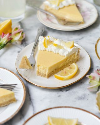 new on the blog - easy lemonade tart! it's cool and creamy and super chill and refreshing and all the things we need right now. it's similar to key lime pie but flavored with lemonade instead! the blog post has instructions for making a tart shell or a graham cracker crust. recipe link in bio, y'all! 💛🍋     https://bethcakes.com/lemonade-tart/     #f52grams #buzzfeedfood #huffposttaste #thekitchn #slbakes #feedfeed #feedfeedbaking #amblifeissweet #BHGfood #bhgbaking #bhgcelebrate #bareaders #f52community #foodandwine #thebakefeed #madewithkitchenaid #williamssonoma  #saveurmag #wsbakeclub #ABMfoodie #mysouthernliving #foodblogfeed #lifeandthyme #makemore #recipeoftheday #bethcakes #summervibes #foodtographyschool #howisummer