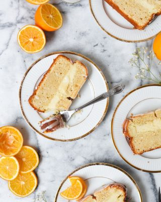 all the sunny 70 degree springtime lemon pound cake vibes to y'all on this gorgeous thursday!! ☀️🍋 recipe is on the blog!