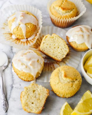 small batch lemon poppy seed muffins are new on the blog today!! 🍋 this recipe makes 6 muffins and they are soooo easy to whip up. the muffins are also so good by themselves they *almost* don't even need the glaze 😉 recipe link in bio!  . . . . . #f52grams #buzzfeedfood #huffpostetaste #marthafood #thekitchn #slbakes #feedfeed #amblifeissweet #BHGfood #bhgbaking #bhgcelebrate #bareaders #f52community #foodandwine #thebakefeed #mywilliamssonoma #saveurmag #wsbakeclub #ABMfoodie #mysouthernliving #imsomartha #foodblogfeed #lemonpoppyseed #smallbatch #smallbatchbaking #lifeandthyme #makemore #bethcakes